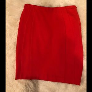 Ann Taylor Stretch Knit Skirt